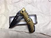 US ARMY Pocket Knife POCKET KNIFE GOLD